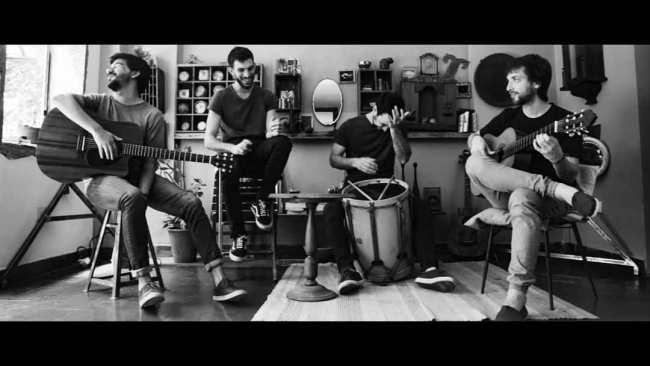 Sujeto Tácito prepara nuevo disco 2