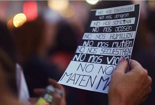 'Re podridas': Un proyecto en Instagram que grita 'basta' contra los femicidios y la violencia de género