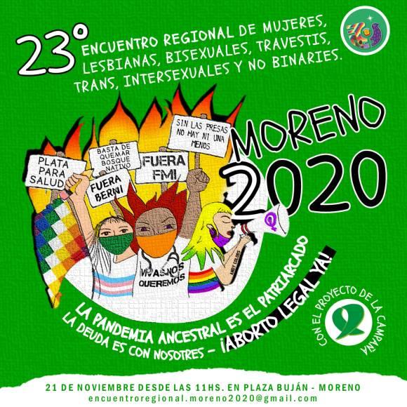 Encuentro Regional de Mujeres: Se realiza una nueva edición en la Plaza Buján de Moreno 1