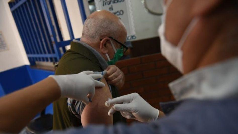 Se puso en marcha la campaña de vacunación más  masiva de la historia Argentina