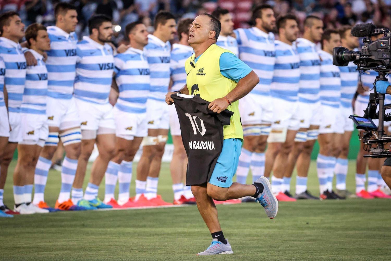 Las disculpas de Los Pumas por el no-homenaje a Maradona que terminó en escándalo en las redes e involucra a un ex Matreros