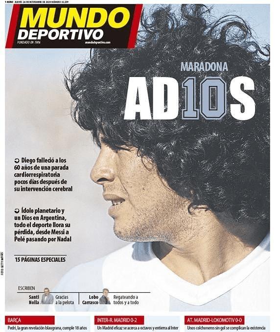 El mundo rendido a los pies de Diego 10