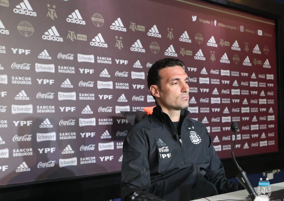 Selección Argentina: viaja a Perú con equipo confirmado