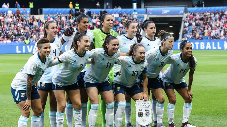 Las chicas argentinas jugarán en la fecha FIFA
