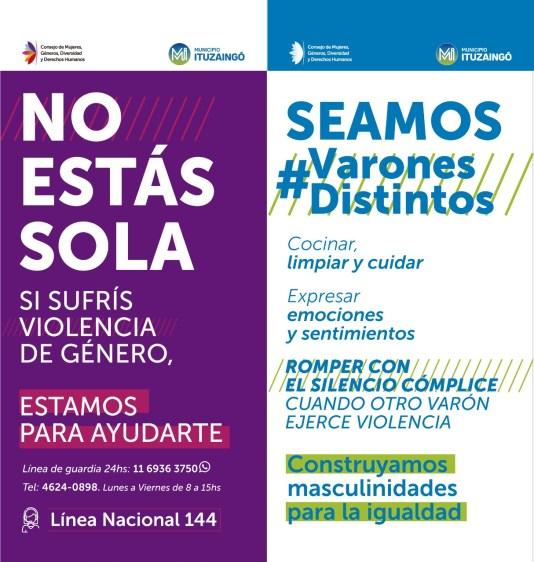 Ituzaingó: Cómo se trabaja con los varones que ejercen violencia de género 3