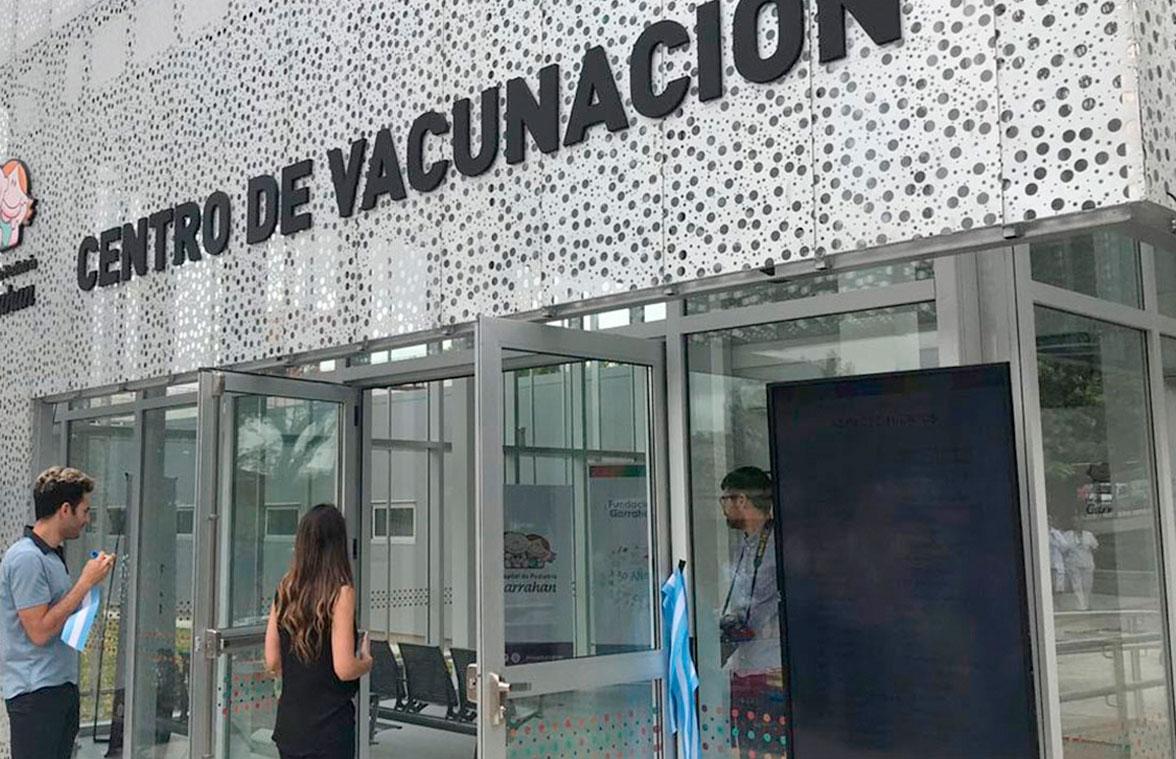 El gobierno ya tiene el padrón geolocalizado de 7.735.317 argentines que recibirán primero la vacuna