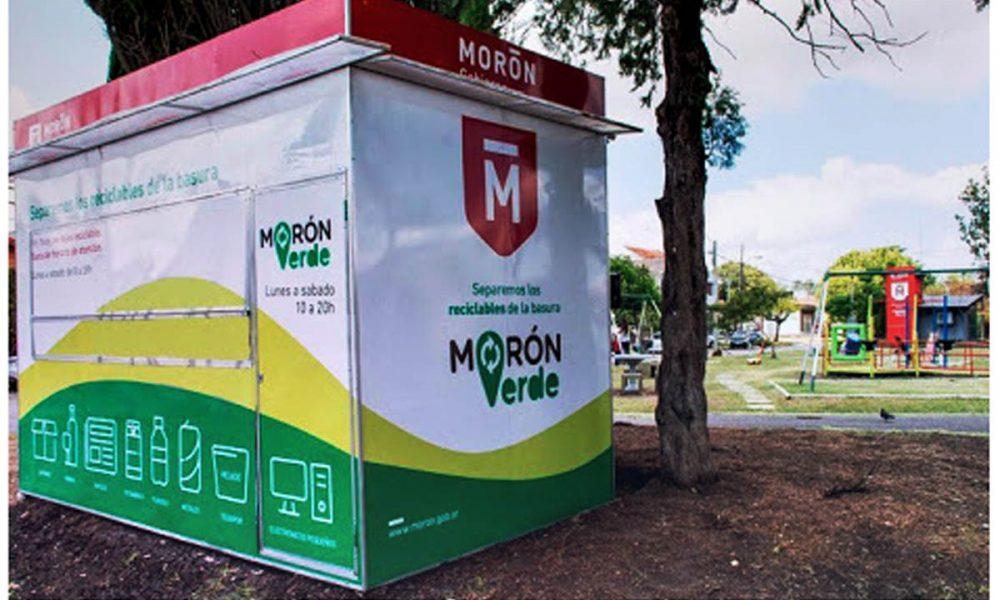 Mañana Morón pone en marcha una original forma de recolectar residuos reciclables