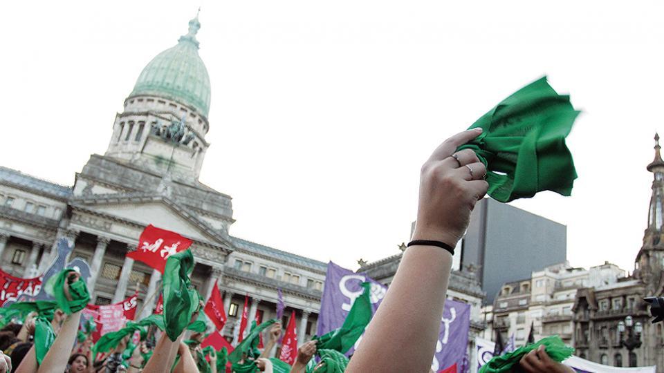 El Gobierno enviará el proyecto de legalización del aborto al Congreso