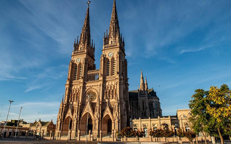 Este año no se organizará la peregrinación a la Basílica de Luján
