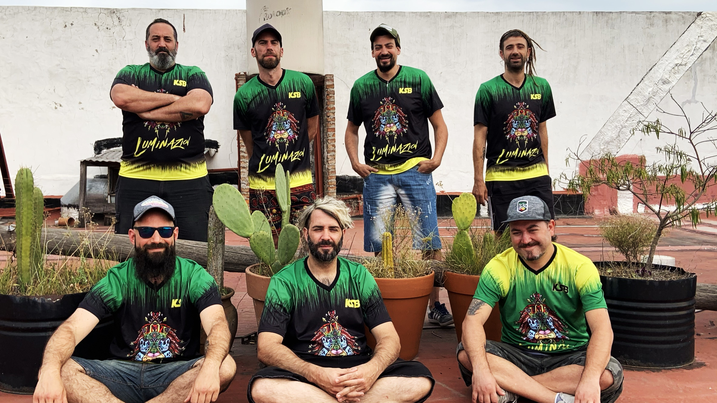 Luminazion celebra por streaming sus 10 años de música