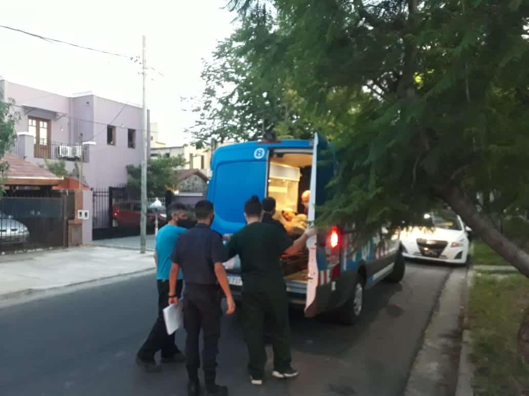 Ituzaingó: Balearon a otro repartidor en pleno centro