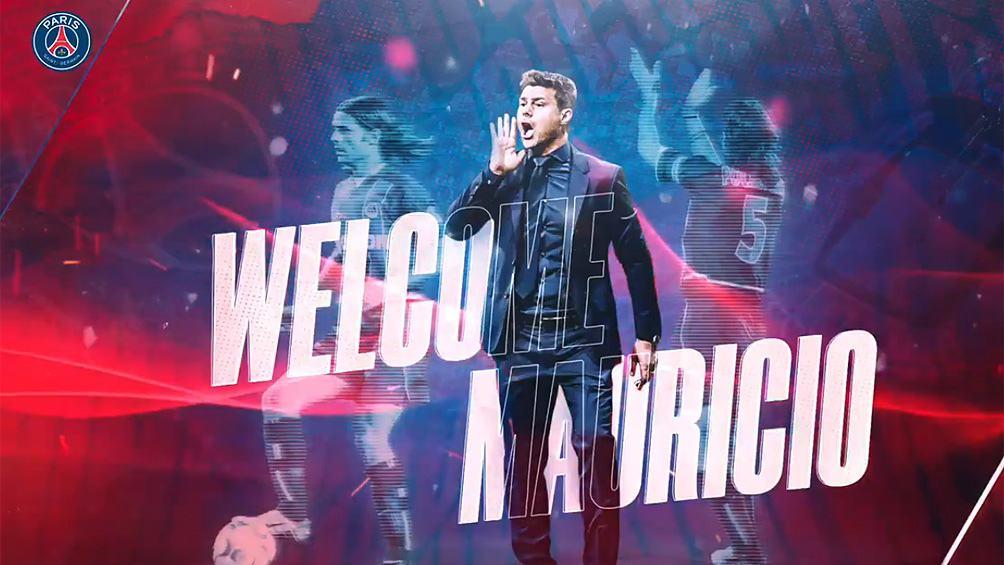 Un entrenador argentino firmó con el PSG