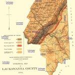 Lackawanna County Pa Maps