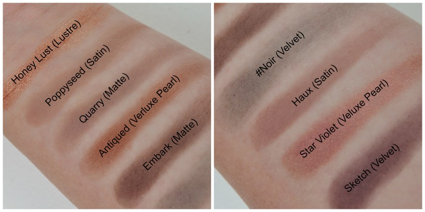 MAC, Burgundy Times Nine, Burgundy, X, Times, Nine, 9, swatch, swatches,