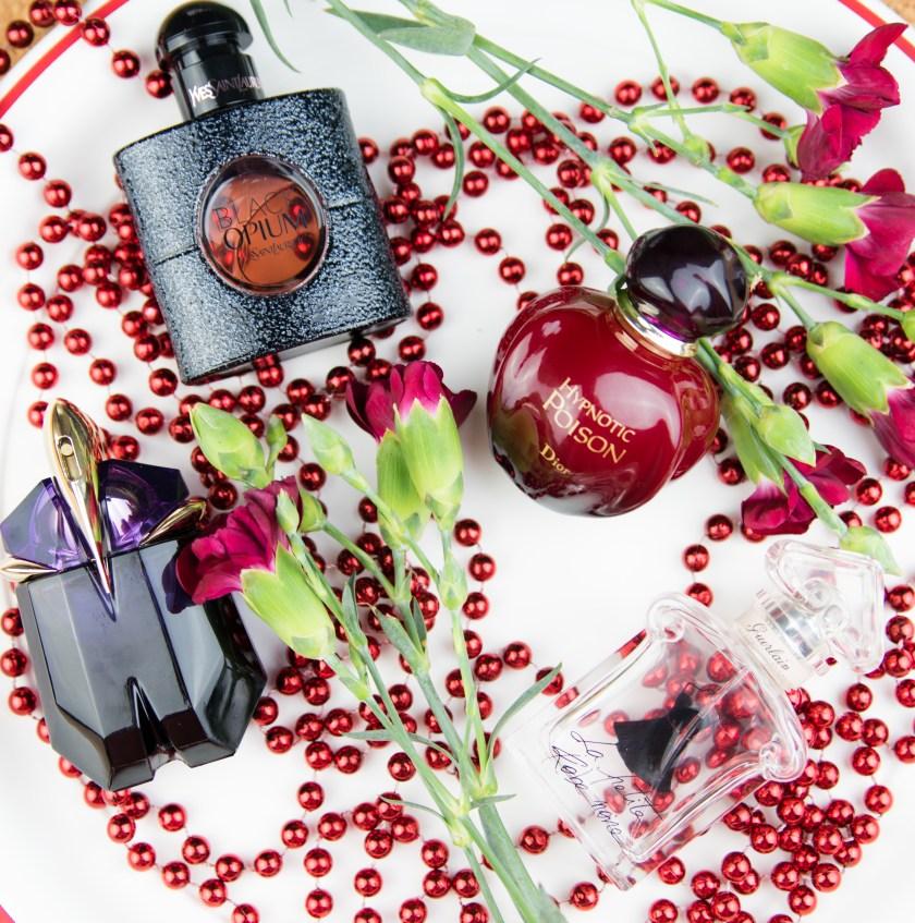 Parfüm, parfum, perfume, fragrance, fragrances, alien, thierry mugler, hypnotic poison, dior, la petite robe noire, guerlain, black opium, ysl, yves saint laurent, review, Duftbeschreibung, Erfahrung, Erfahrungen, haltbarkeit, duftnoten, beschreibung