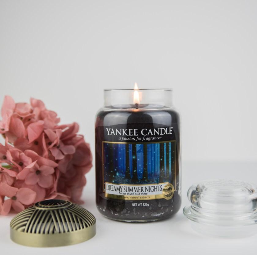 Yankee Candle, Dreamy Summer Nights, duftbeschreibung