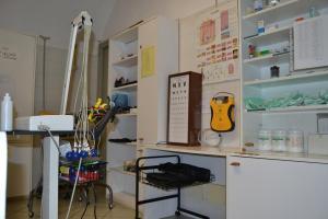 LA CLAIRE - STUDI MEDICI