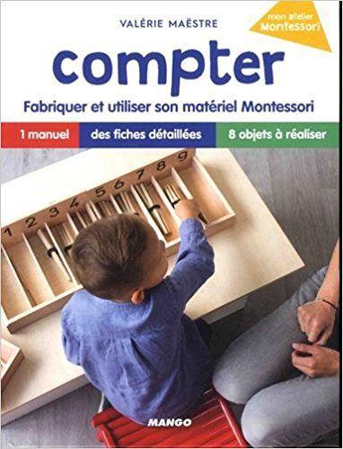 Le livre «Compter» de Valérie Maëstre
