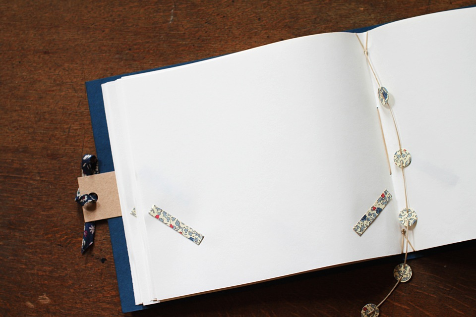livre d'or polaroïd