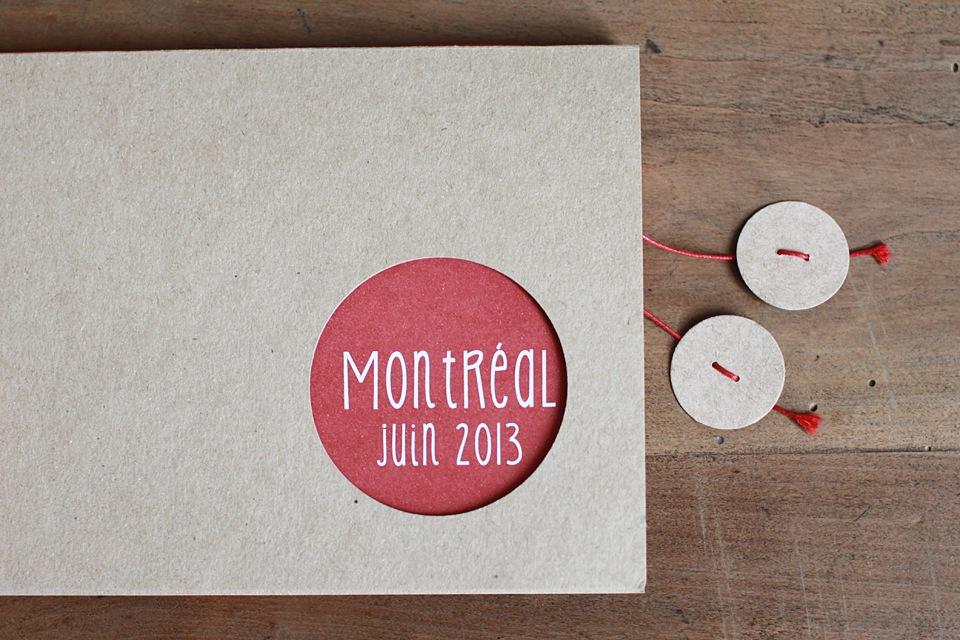carnet de voyage montréal