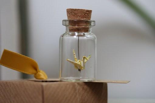 amulette Origami #3