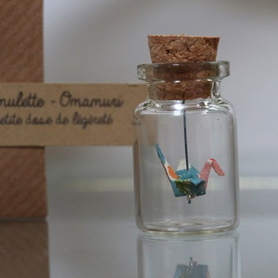 amulette Origami #7