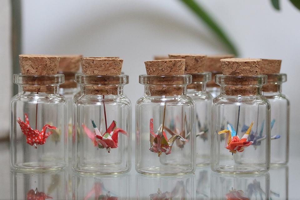 amulette Origami