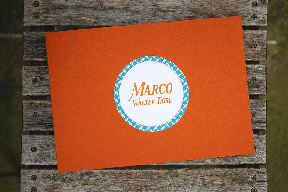 Carnet premiers souvenirs Marco