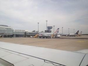 Prvý let lietadlom