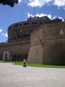 Rím-Anjelský hrad
