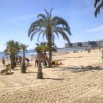 Pláž Postiquet Alicante