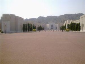 lacne dovolenky Sultánov palác a okolie Muscat