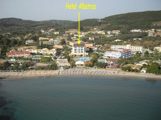 albatros hotel lacne dovolenky