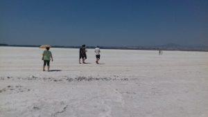 Soľné jazero lacne dovolenky