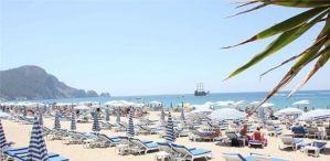 klepatra golden beach lacne dovolenky
