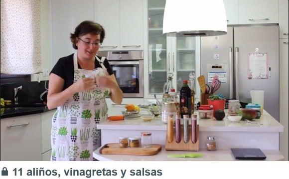 11 vinagretas - DELICIOSAMENTE SANO: aprendiendo a cocinar desde casa