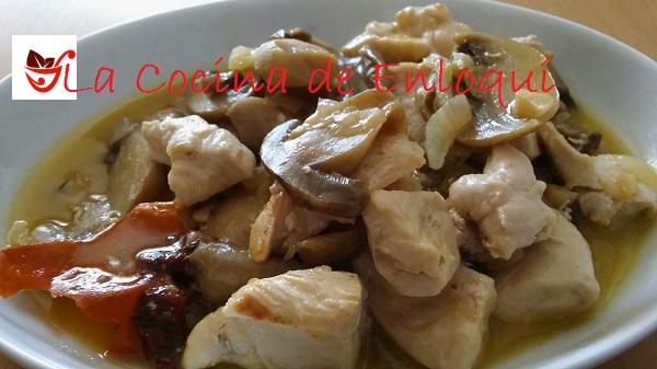 10.06.16 pollo en salsa con champiñones (3)