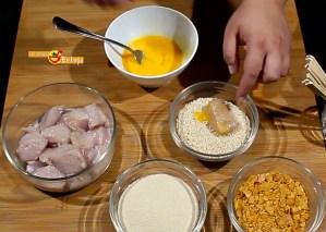 brochetas de pollo a los 3 estilos