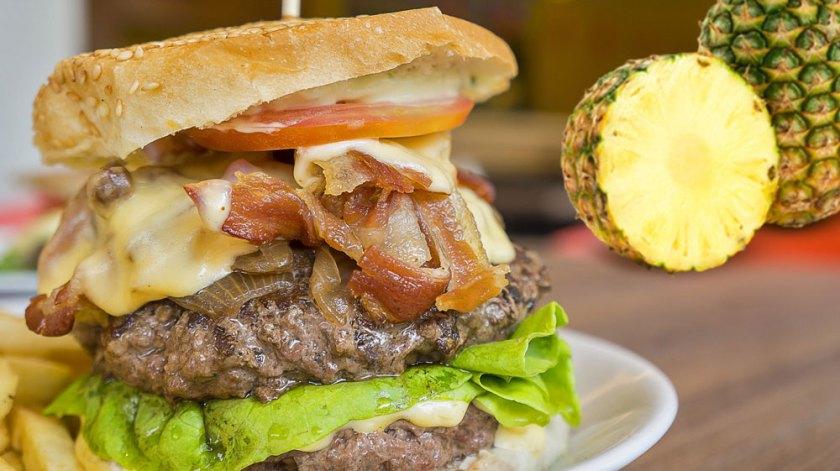 hamburguesas para todos los gustos