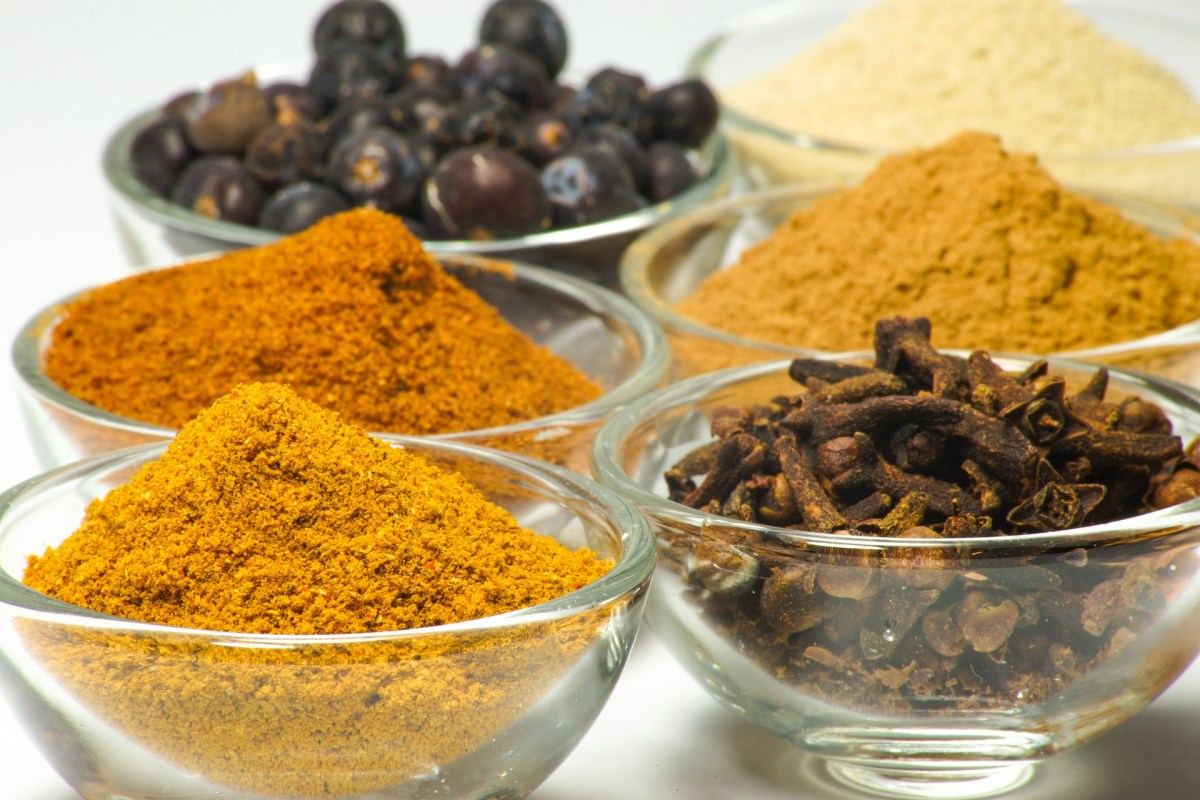 Especias, semillas y otras delicias