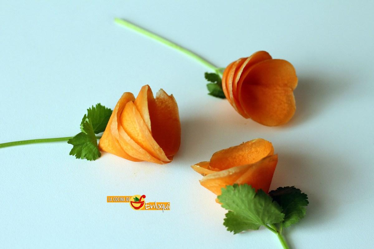 Flores de zanahoria