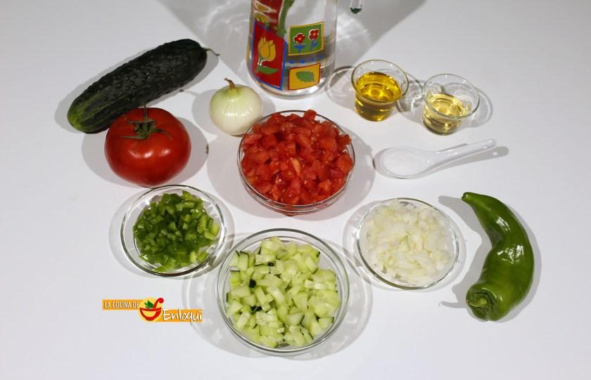 Diferencias entre el gazpacho y el salmorejo