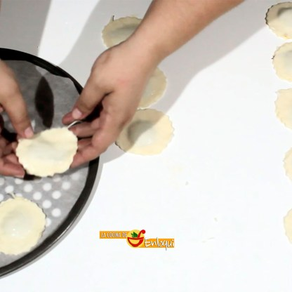 Pastelitos de nutella