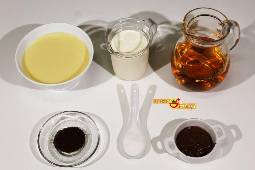 Crema de whisky o baileys casero