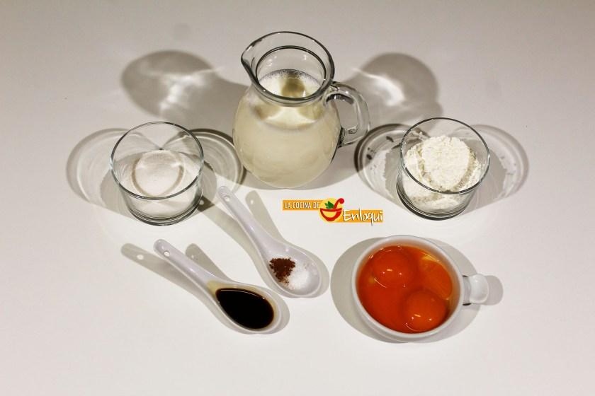 Canutillos de hojaldre con crema pastelera | La Cocina de
