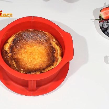 Elaboración de Tarta de queso o cheesecake tradicional