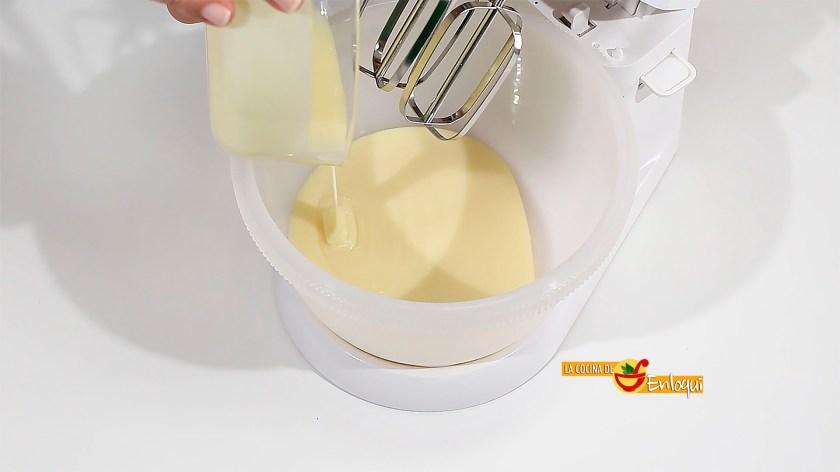 Bizcocho de leche condensada