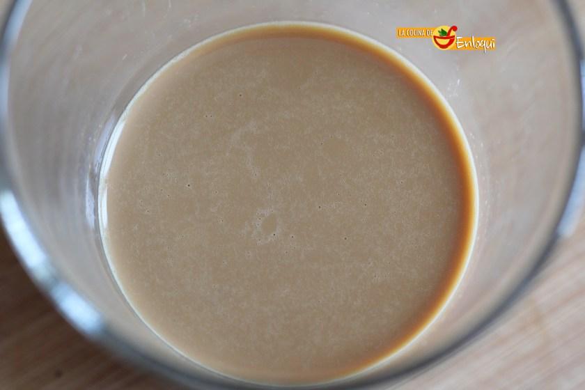 Mousse de café bombón