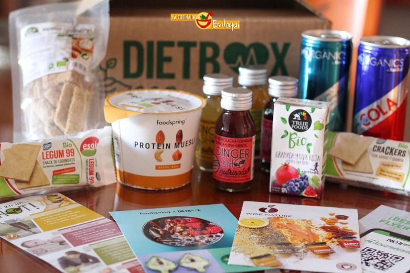 Sorteo Facebook DietBox