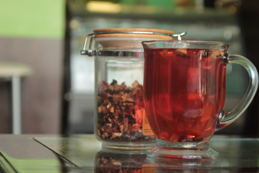 Deliciosas recetas con té